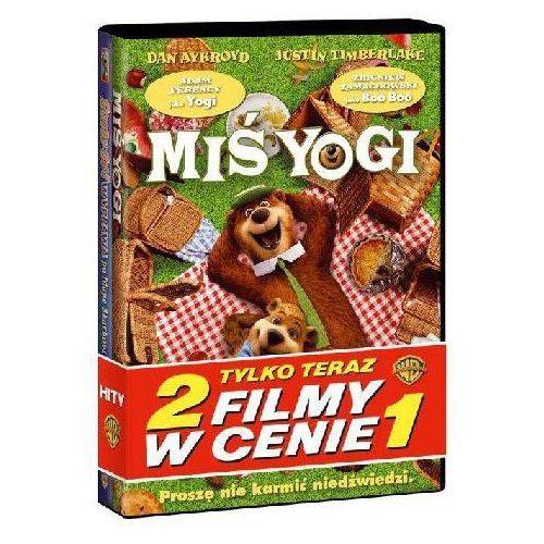 Scooby-Doo! Wyprawa po mape skarbow, Mis Yogi