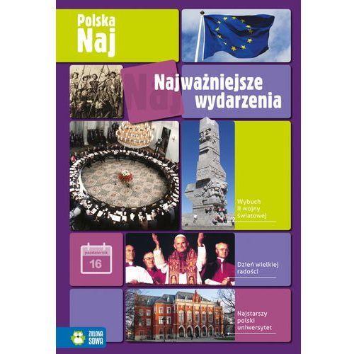 Najciekawsze odkrycia i wynalazki Polska NAJ - Renata Falkowska - Zakupy powyżej 60zł dostarczamy gratis, szczegóły w sklepie, Zielona Sowa