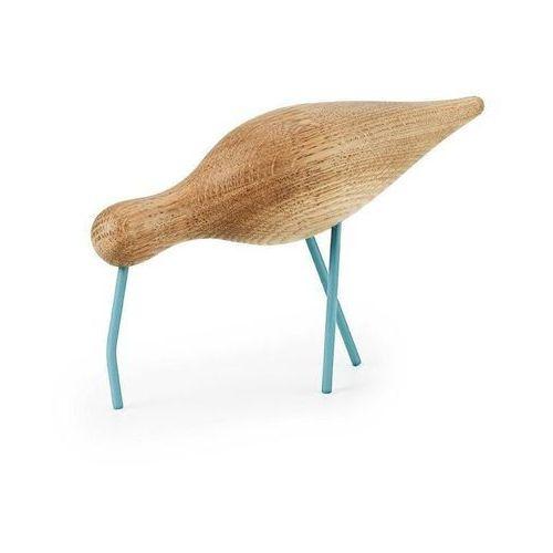 Figurka dekoracyjna Shorebird L niebieski