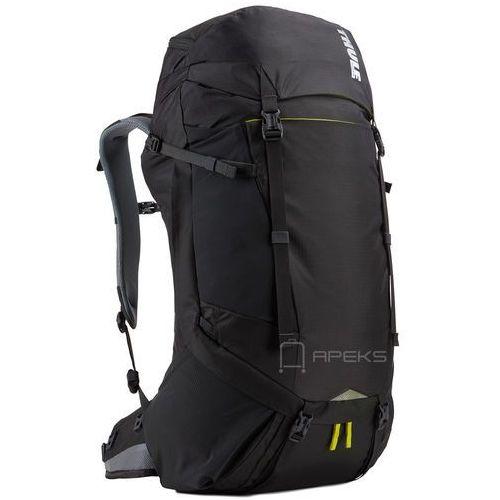 capstone 40l men's plecak trekkingowy / obsidian - obsidian marki Thule