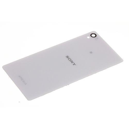Samsung Oryginalna klapka baterii sony xperia z3 biała grade b