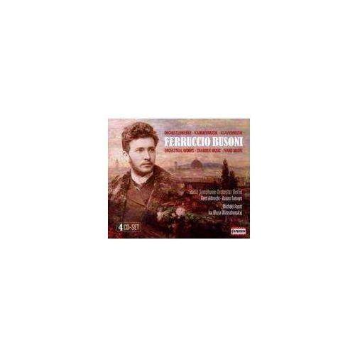 Orchesterwerke, Kammermusik, Klaviermusik (4006408495765)