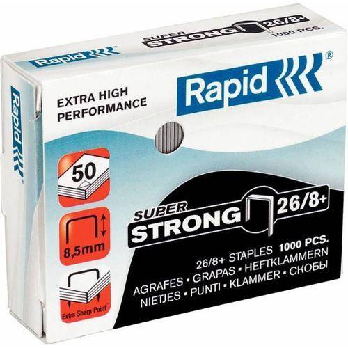 Zszywki RAPID SUPER STRONG 26/8+ 1000 szt. - X08292