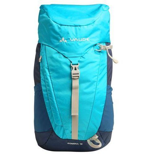 Damski plecak turystyczny VAUDE Gomera 18 - turkusowy - Turkusowy, 11950