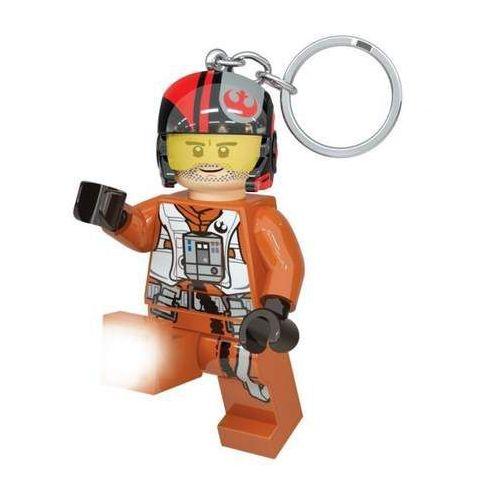 Brelok - latarka star wars - poe dameron marki Lego