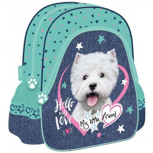 Plecak szkolno-wycieczkowy My Little Friend Pies (5903235204937)