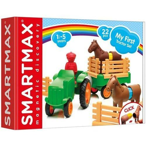 Smartmax - my first tractor (eng) smart