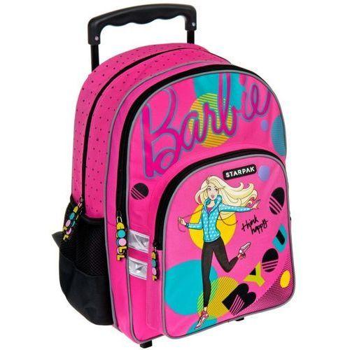 Plecak STARPAK Barbie na kółkach + DARMOWY TRANSPORT! (5902012768815)