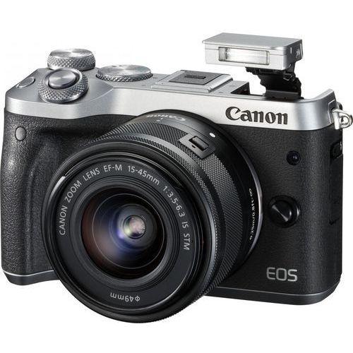OKAZJA - Canon EOS M6