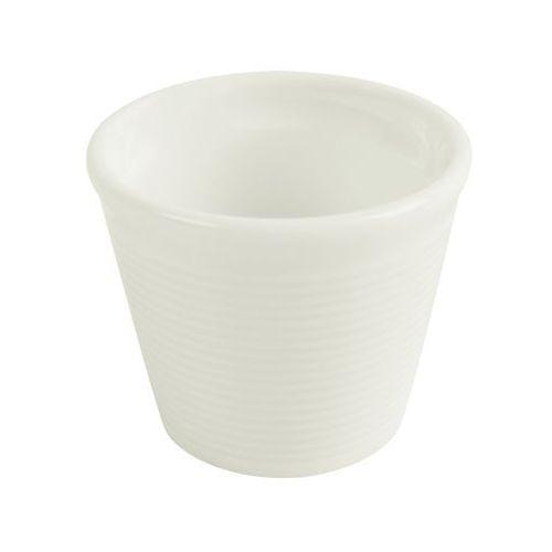 Kieliszek na jajko porcelanowy line marki Porland - porcelana gastronomiczna