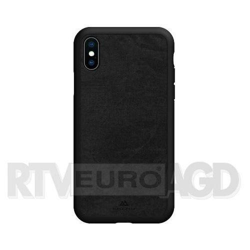 Wd & br Etui black rock the statement do apple iphone xs max czarny (4260557041406)