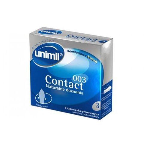 Unimil Contact (1op./3szt.), kup u jednego z partnerów