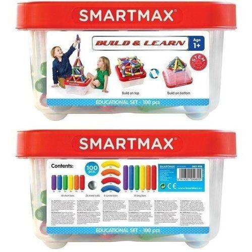 SmartMax - zestaw edukacyjny klocki magnetyczne