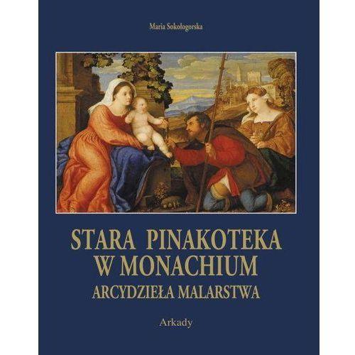 Arcydzieła Malarstwa Stara Pinakoteka w Monachium etui, Arkady