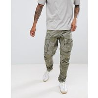 G-star beraw rovic qane 3d tapered cargo trousers - green