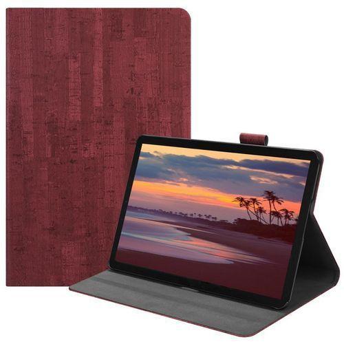 Etui Vintage Case do Samsung Galaxy Tab S4 10.5 Bordowy (6412387813830)