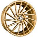 Ultra wheels ua9-storm gold einteilig 8.50 x 19 et 45