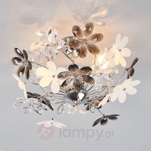Globo RAINBOW lampa sufitowa Chrom, 3-punktowe - Design - Obszar wewnętrzny - RAINBOW - Czas dostawy: od 4-8 dni roboczych (9007371289561)