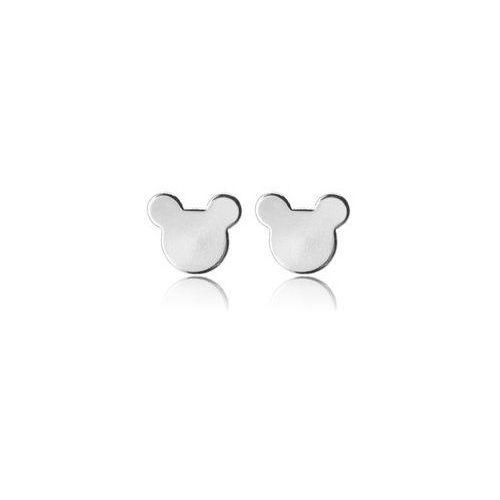 925.pl Sztyft baza do kolczyków myszka mickey, srebro próba 925, sz 19, kategoria: akcesoria do biżuterii