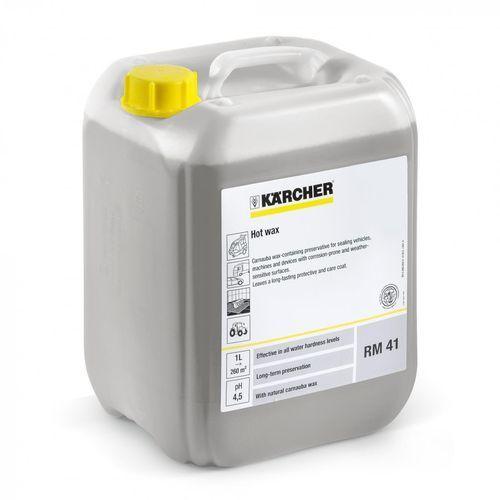 Karcher Rm 41 (10l, 1:3 + dozowanie 1%) wosk na gorąco, ✔sklep specjalistyczny ✔karta 0zł ✔pobranie 0zł ✔zwrot 30dni ✔raty 0% ✔gwarancja d2d ✔leasing ✔wejdź i kup najtaniej (4039784204096)