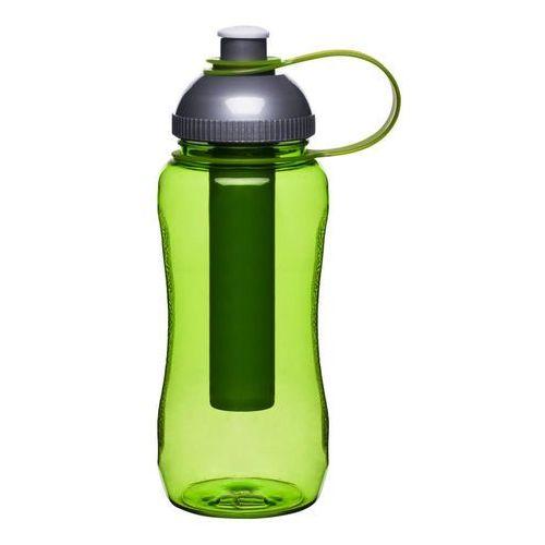 Sagaform - To Go - butelka z wkładem chłodzącym, zielona - zielony (7394150162958)