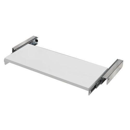 Aj produkty Wysuwana półka do szafy style, 835x365 mm, biały