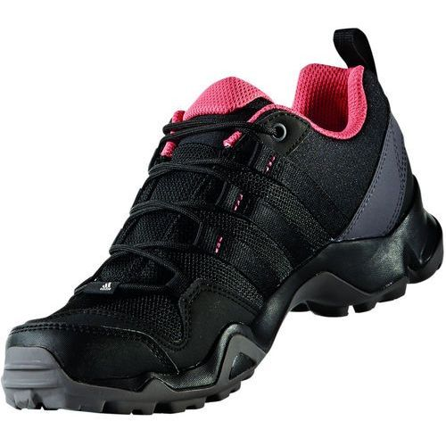 adidas Performance TERREX AX2R Półbuty trekkingowe core black/core black/tactile pink, IOT03