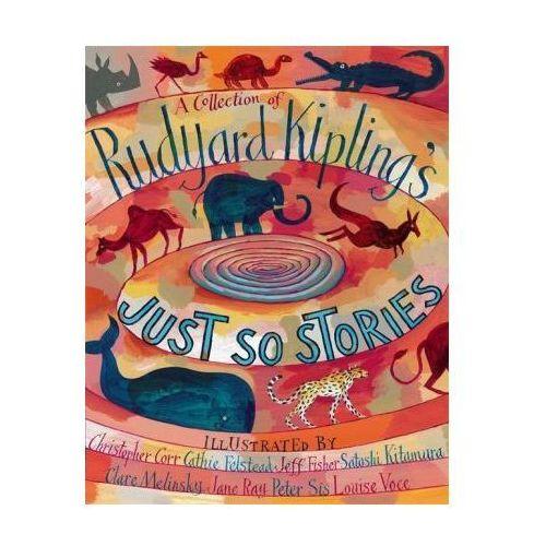 Collection of Rudyard Kiplings Just So Stories, Walker Books Ltd