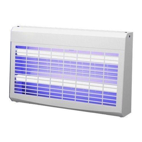 Impeco Lampa owadobójcza ultratech 30 biała lepowa | 2 x 15w | pokrycie - min 80 m2