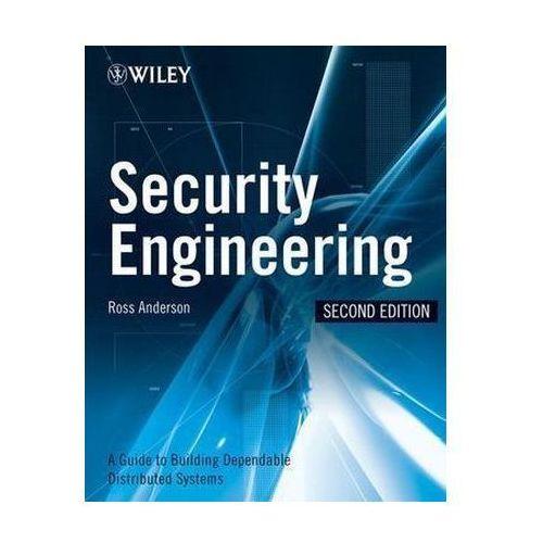 Security Engineering, Anderson, Ross J.