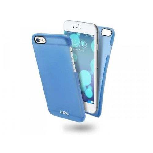 Sbs  cover color feel for iphone 6s/6 color blue