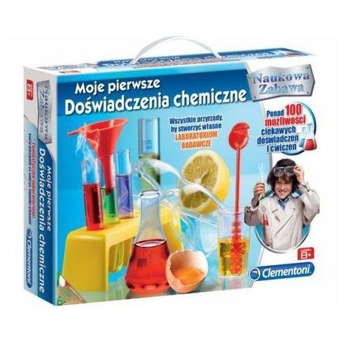 Clementoni Naukowa zabawa. moje pierwsze doświadczenia chemiczne