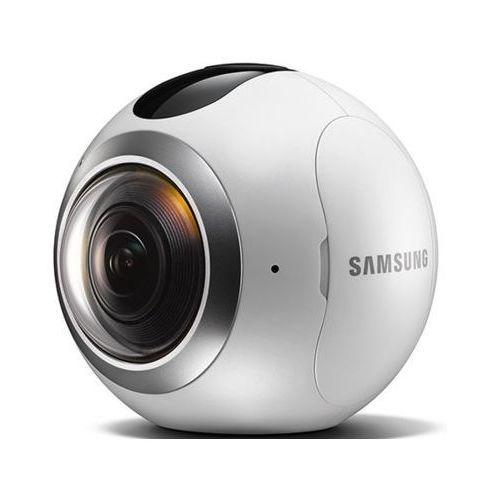 Samsung Kamera 360 gear 360 sm-c200nzwaxeo biały darmowy transport (8806088394565)