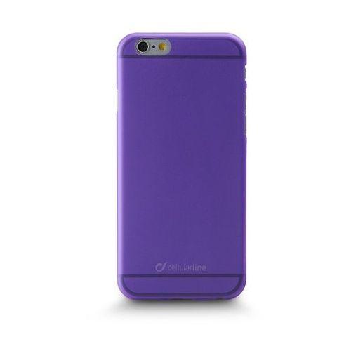Etui CELLULAR LINE Color Slim iPhone 6 Fioletowy, CCOLORSLIPH647V