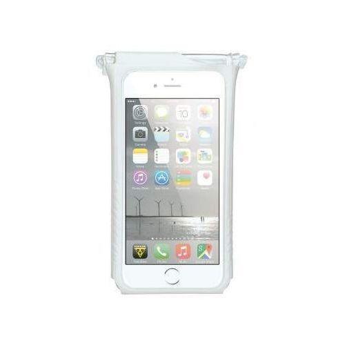 """Topeak pokrowiec rowerowy na smartphone drybag 6 (ekrany 5-6"""") - kolor biały (4712511834857)"""