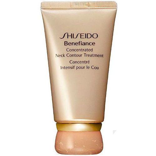 Shiseido BENEFIANCE Concentrated Neck Contour Treatment 50ml W Krem do dekoltu
