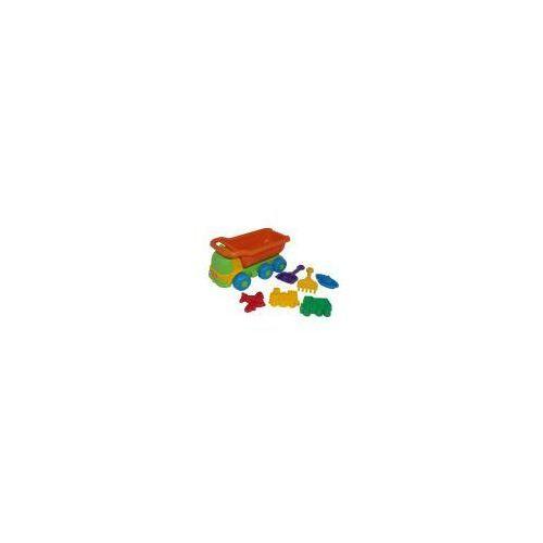 Wywrotka Uniwersal z kompletem do piasku (4810344035073)