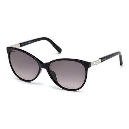 Swarovski Okulary słoneczne sk 0123-h 01b