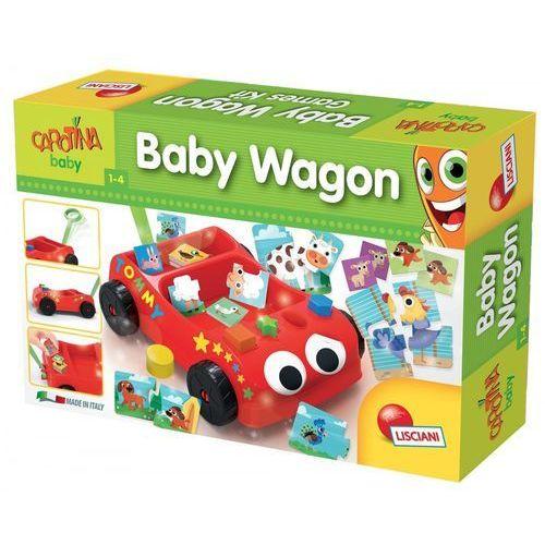 Liscianigiochi Carotina baby wagon