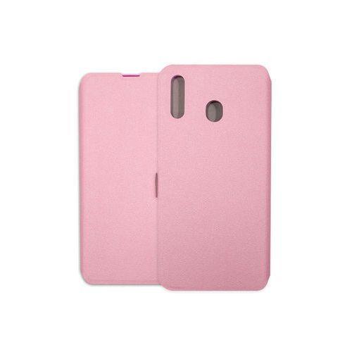 Samsung Galaxy M20 - etui na telefon Wallet Book - różowy