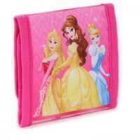 Princess - Portfel różowy (10 x 10 x 1 cm)