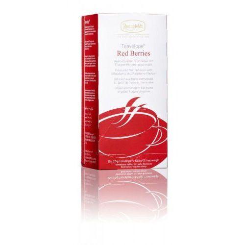 Owocowa herbata Ronnefeldt Teavelope Red Berries 25x2,5g