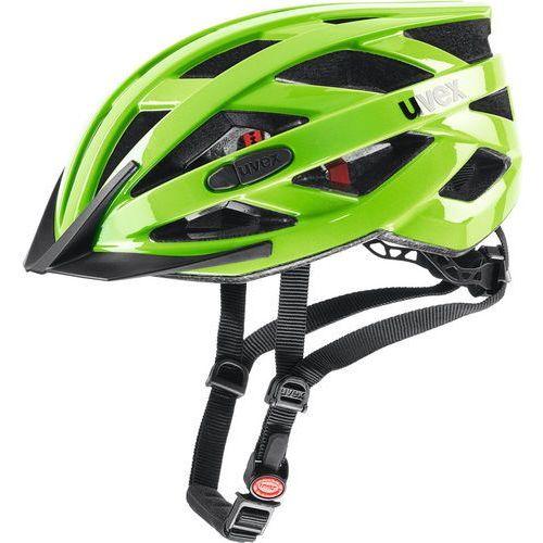 Uvex i-vo 3d kask rowerowy zielony 52-57cm 2018 kaski rowerowe (4043197296487)