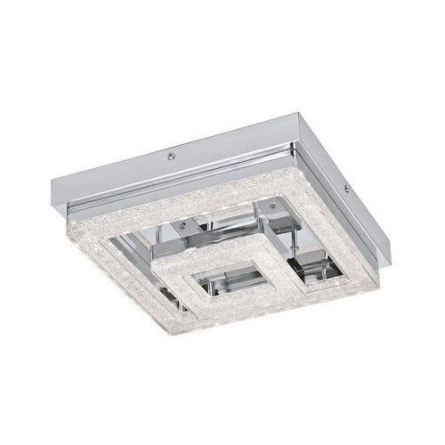 Plafon FRADELO 24 cm chrom LED EGLO (9002759956592)