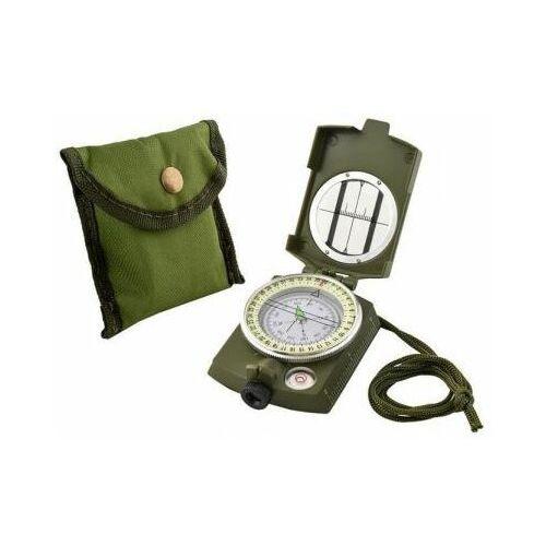 Kfs technology Profesjonalna metalowa wojskowa busola/kompas military + pokrowiec.