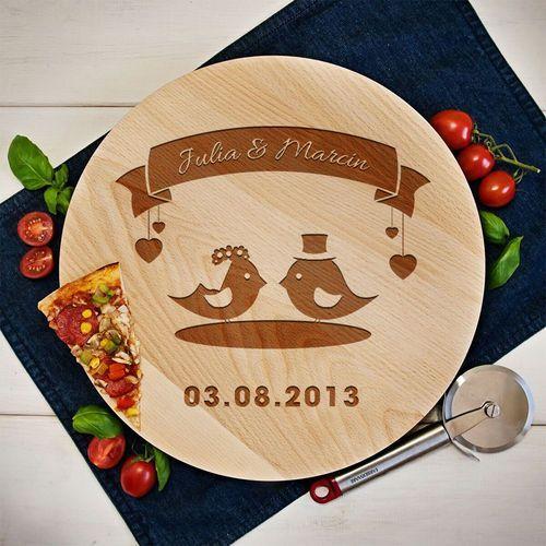 Nasz ślub - deska obrotowa - deska obrotowa od producenta Mygiftdna