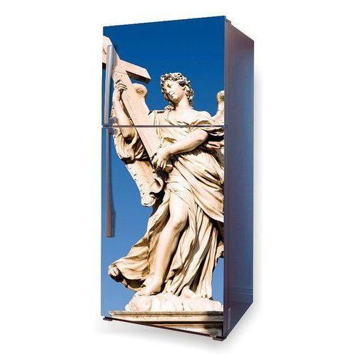 Wally - piękno dekoracji Fototapeta na lodówkę pomnik anioła na moście przed castel sant angelo w rzymie p67