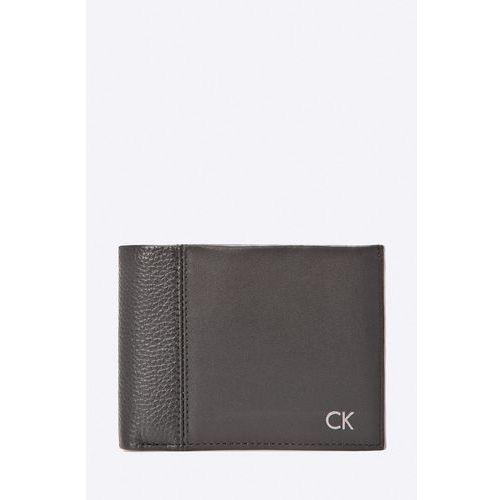 Calvin klein jeans  - portfel skórzany nathan