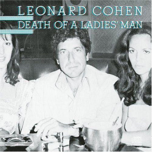 Sony music Leonard cohen - death of a ladies' man