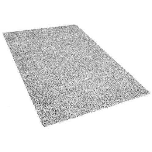 Beliani Dywan szary melanż 200 x 300 cm shaggy demre (7105279125560)